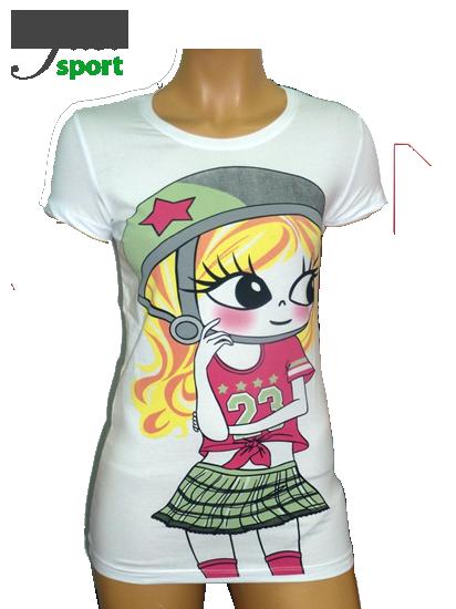 Майки, футболки женские - photo#13