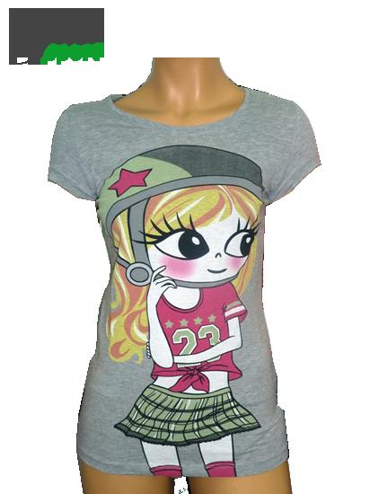 Майки, футболки женские - photo#20