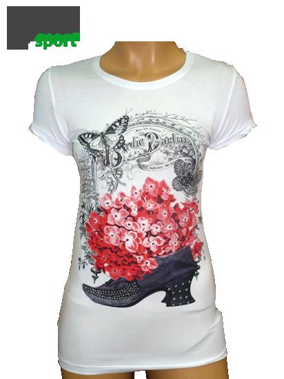 Майки, футболки женские - photo#41